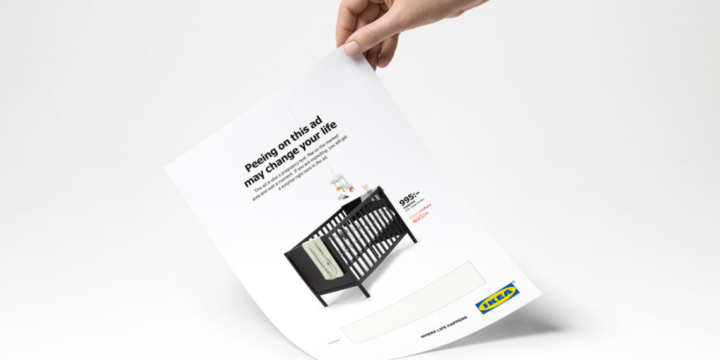 IKEA experiential advertising