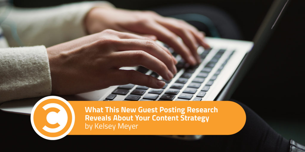 What This New Guest Posting Research Reveals About Your Content Strategy