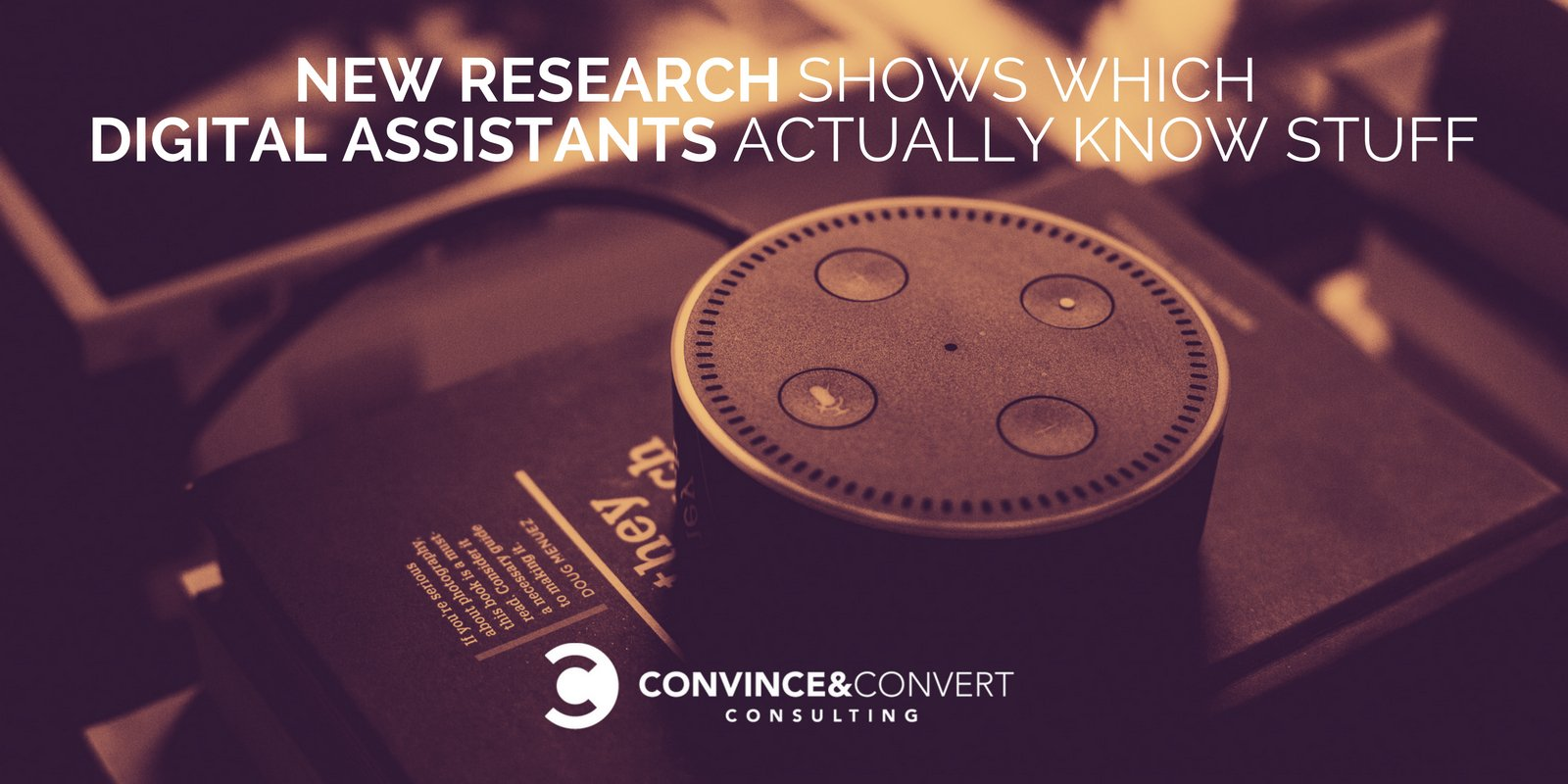 New Research Shows Which Digital Assistants Actually Know Stuff