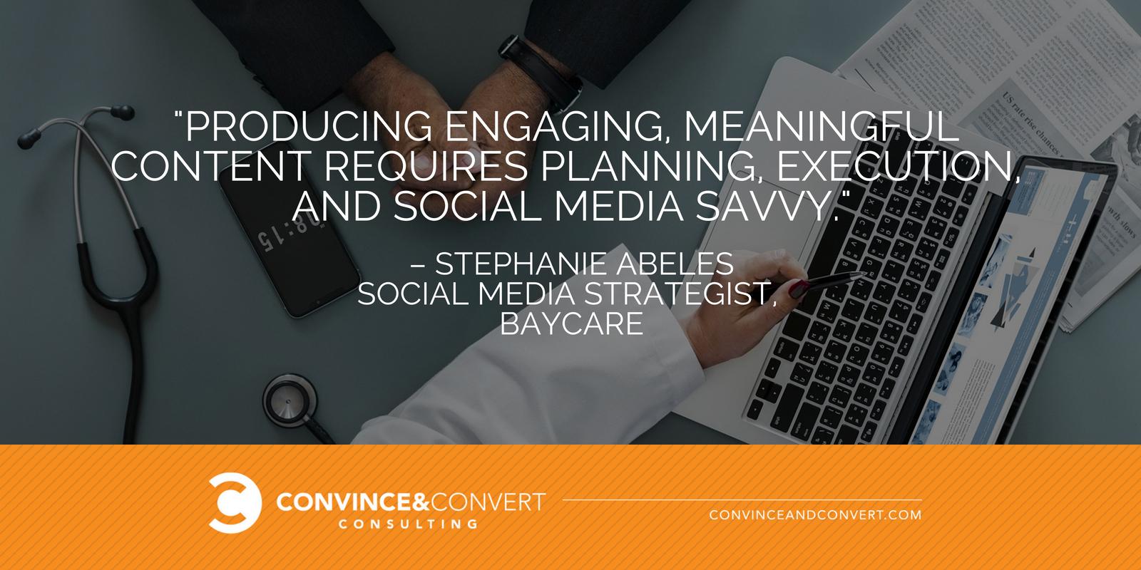 19 Outstanding Hospital Social Media Teams | Convince & Convert