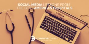 Social Media Lessons from the Best American Hospitals