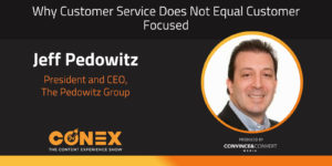 Why Customer Service Does Not Equal Customer-Focused