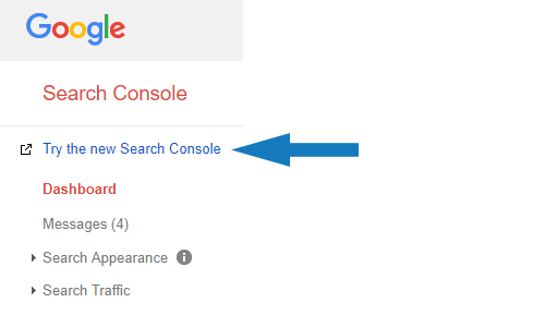 Google Search Console Sign In