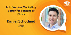 Is Influencer Marketing Better for Content or Clicks