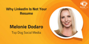 Why LinkedIn Is Not Your Resume