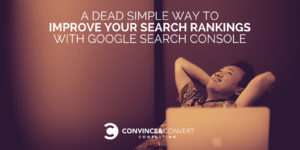 Improve Search Rankings