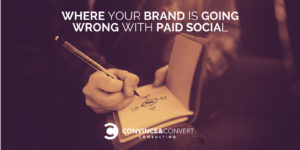 paid social mistakes