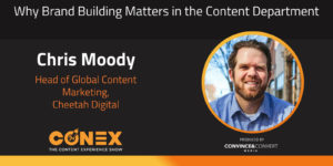 Why Brand Building Matters in the Content Department