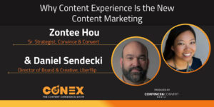 Why Content Experience Is the Backbone of Marketing
