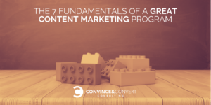 fundamentals great content program