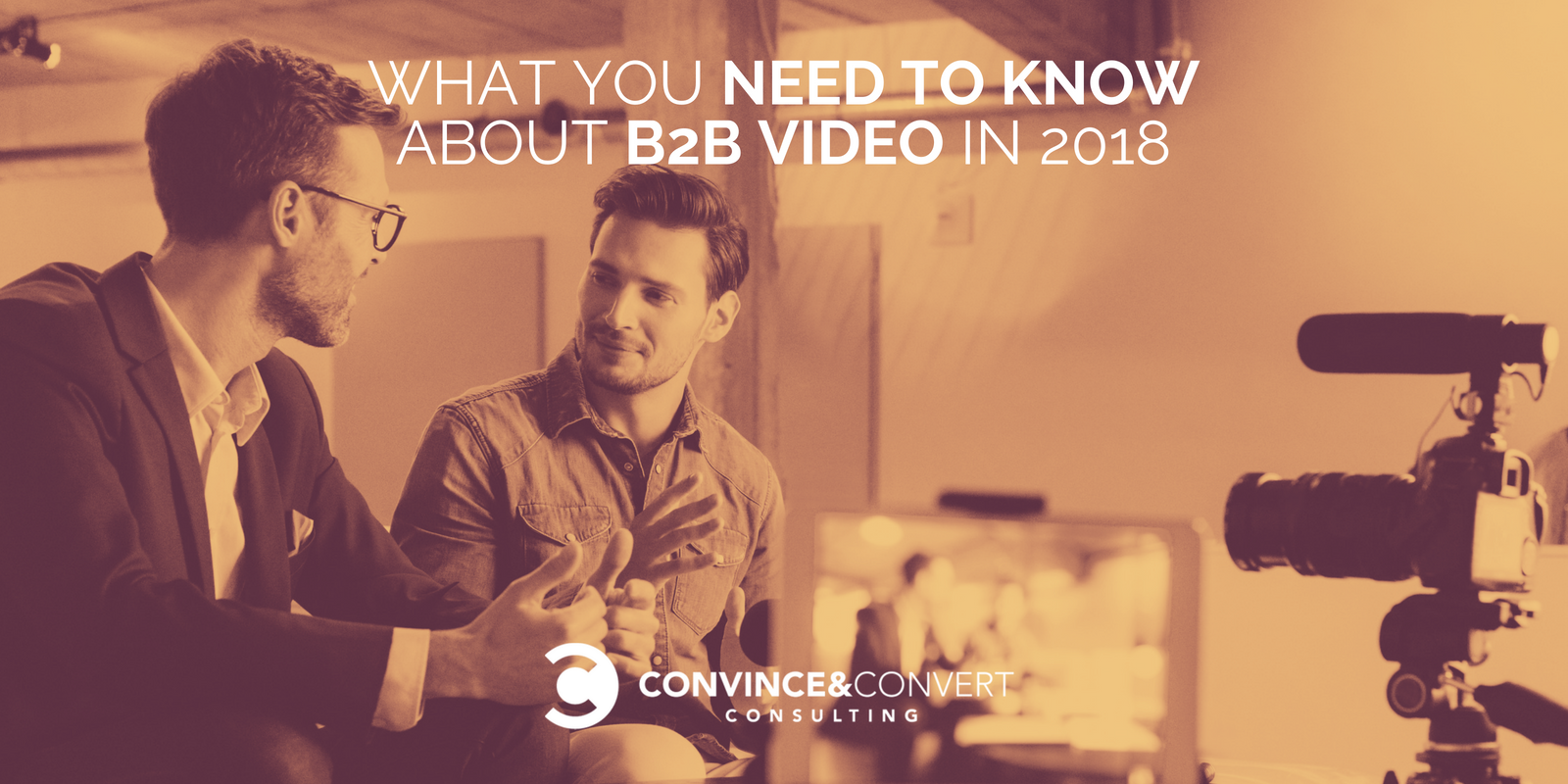 b2b video 2018
