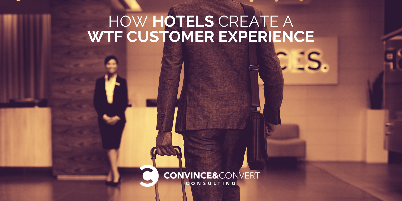 hotels create experience