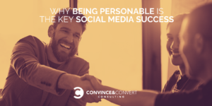 personable key social success