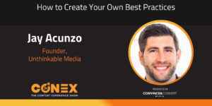 How to Create Your Own Best Practices