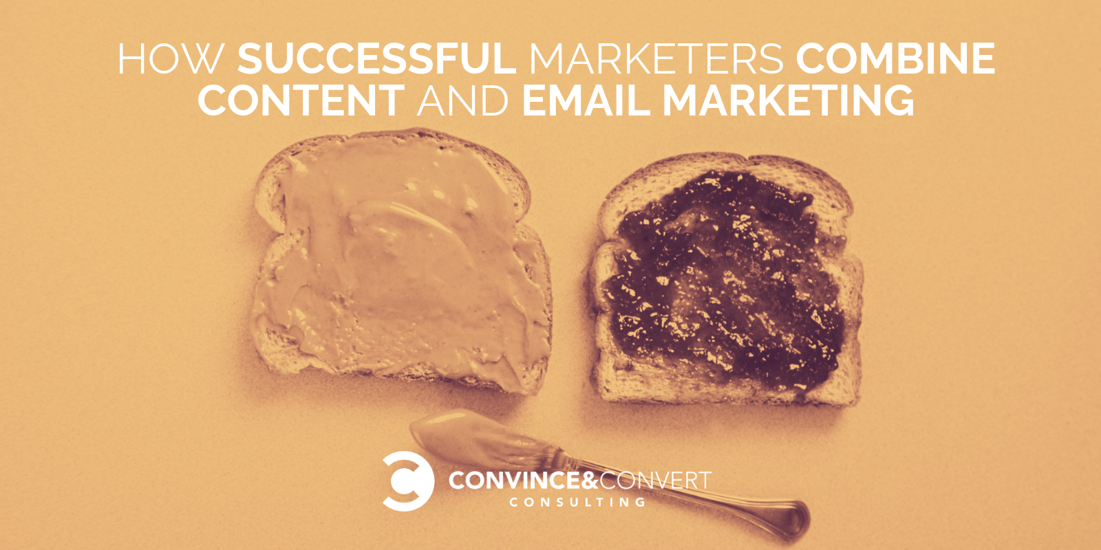 combine content email marketing