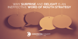 ineffective word of mouth strategy