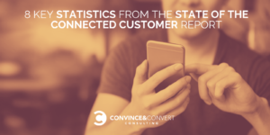 state of connected customer statistics