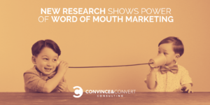 word of mouth research