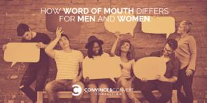 word of mouth men women