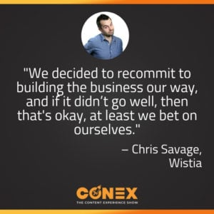 How Wistia Took the Ultimate Risk on Creativity