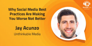 Why Social Media Best Practices Are Making You Worse, Not Better