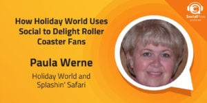 How Holiday World Uses Social to Delight Roller Coaster Fans