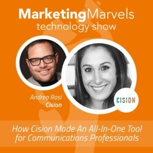 marketing marvels - vision