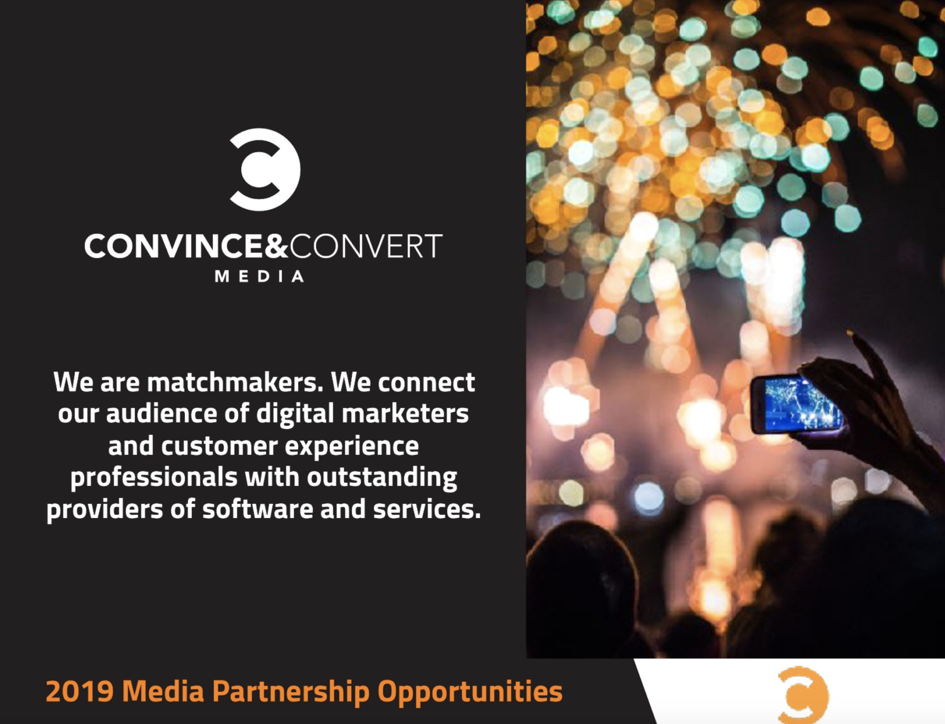 convince convert media