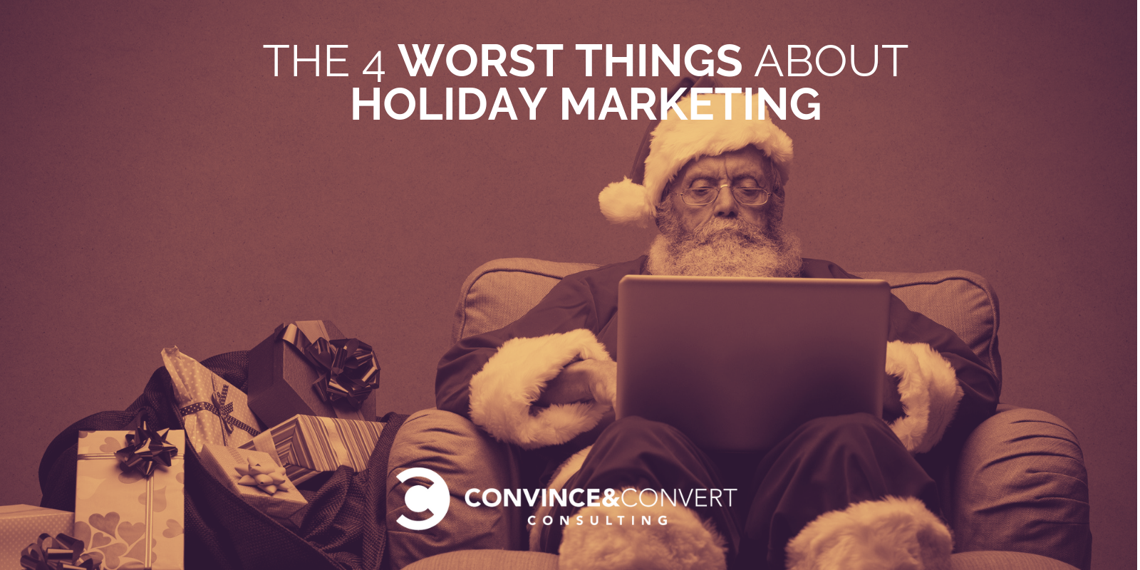 worst things holiday marketing