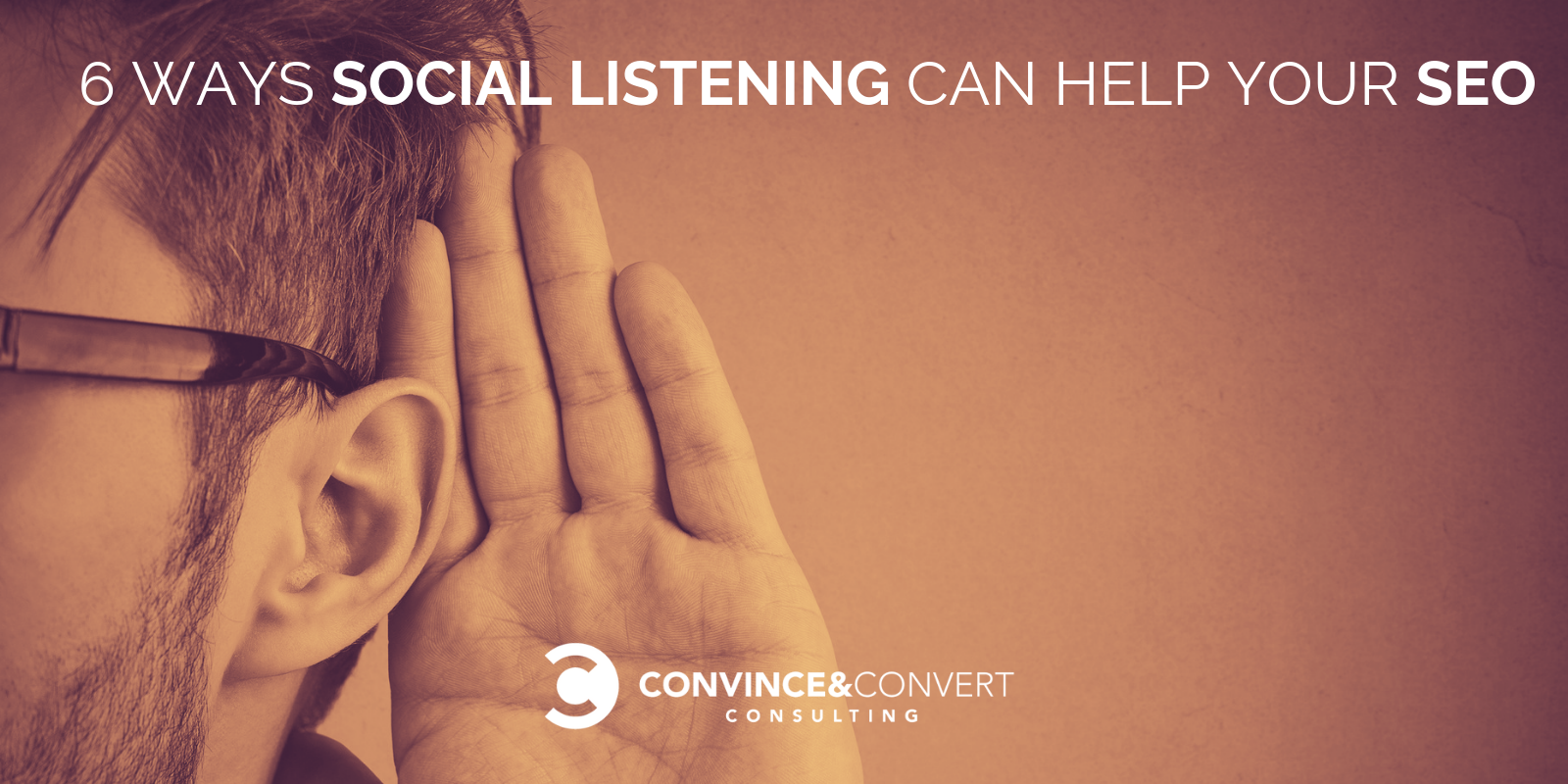 6 Ways Social Listening Can Help Your SEO