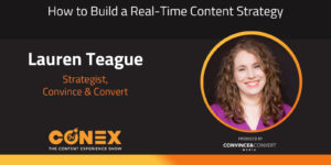 How to Build a Real-Time Content Strategy