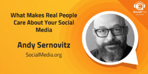 What Makes Real People Care About Your Social Media
