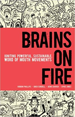12 Best Book on Word of Mouth: Brains on Fire