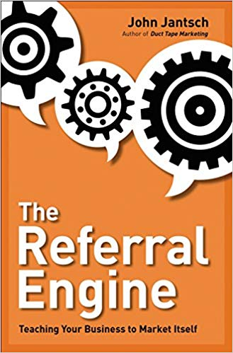 12 best word of mouth books: The referral engine