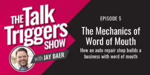 The Mechanics of Word of Mouth