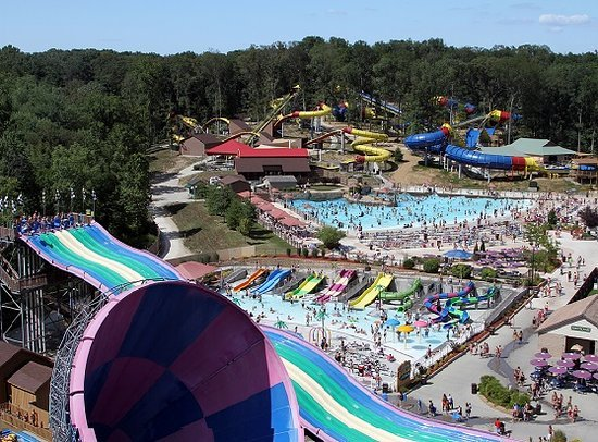 Word of Mouth Example: holiday world