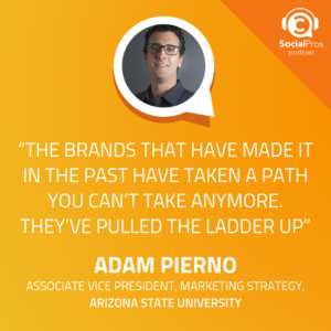 How America's Largest University Uses Social For Branding