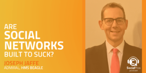 Joseph Jaffe - Are Social Networks Built to Suck?