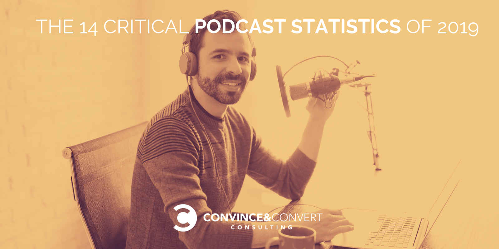 The 14 Critical Podcast Statistics of 2019