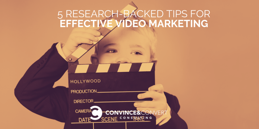 Effective Video Marketing