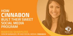 How Cinnabon Built Their Sweet Social Media Program