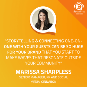 How Cinnabon Built Their Sweet Social Media Program