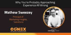 Mat Sweezey - Why You're Probably Approaching Experience All Wrong