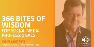 366 Bites of Wisdom for Social Media Professionals