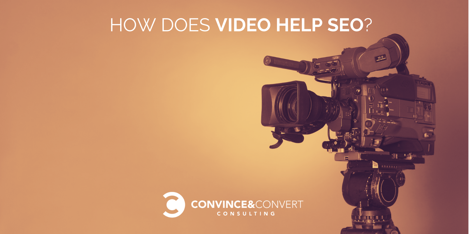 How Does Video Help SEO?