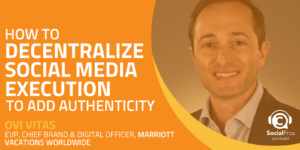 How to Decentralize Social Media Execution to Add Authenticity
