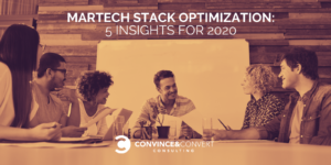 Martech Stack Optimization
