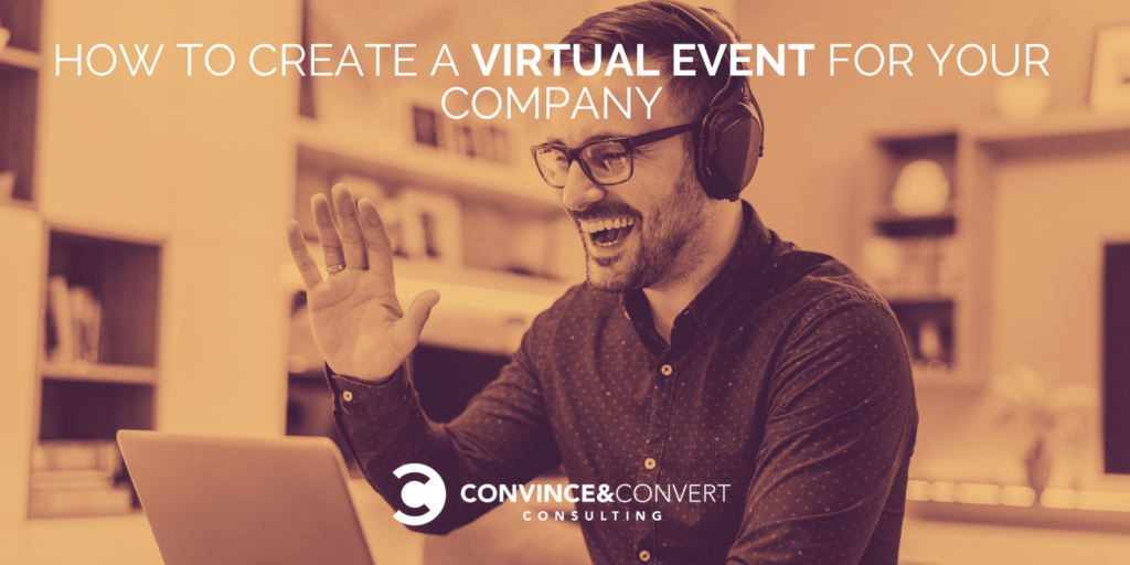 How to Create a Virtual Event for Your Company