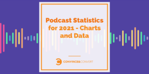 Podcast Statistics for 2021