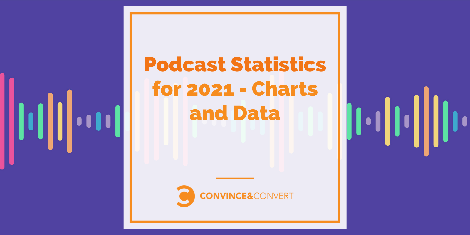 Podcast Statistics for 2021